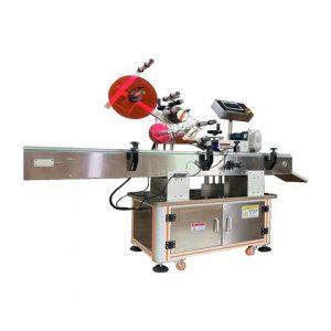 دستگاه برچسب زدن روغن زیتون