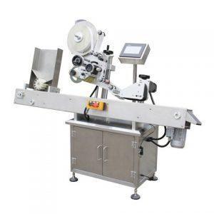 Automatic 10ml Glass Vial Ampoule Tubes Labeling Machine