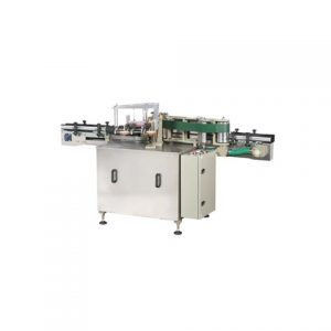 Automatic Double Sides Flat Labeling Machine For Shampoo