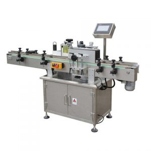 Hot Melt Rolling Paste Automatic Labeling Machine