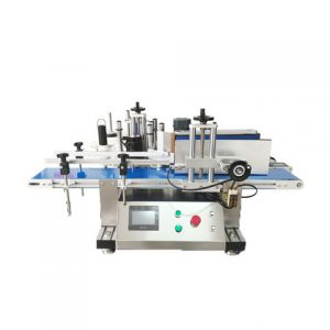 Cold Glue Labeling Machine For Bottles