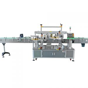 Linear Type Manufacturing Automatic Vial Bottle Labeling Machine