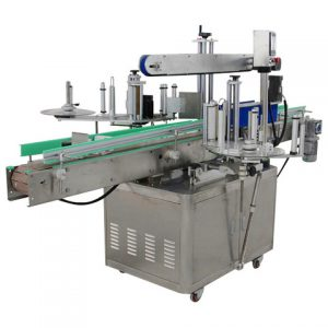 Automatic Double Sides Flat Labeling Machine