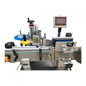 Hot Sale Pet Round Bottle Wraparound Labeling Machine