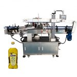 High Accuracy 50 Ml Alcohol Bottles Labeling Machine