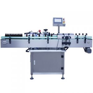 Round And Square Bottle Labeling Machine