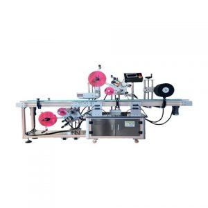 Bag Flat Surface Labeling Machine