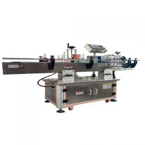 Bottles Flat Surface Labeling Machine