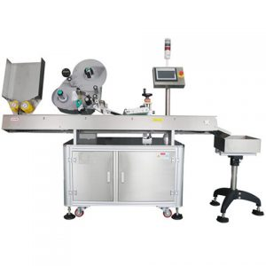 Square Bottle Four Sids Labeling Machine
