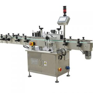 Automatic Sticker Label Attaching Machine