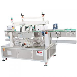 Food Container Labeling Machine