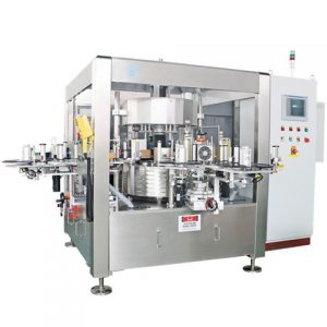 Cable Folded Labels Labeling Machine