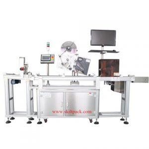 Fully Automatic Shrink Sleeve Labeling Machine