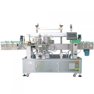 Hight Precision Flat Surface Wipes Cover Labeling Machine