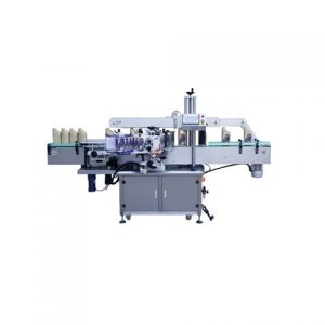 Cigarette Bottle Labeling Machine With Side Sticker